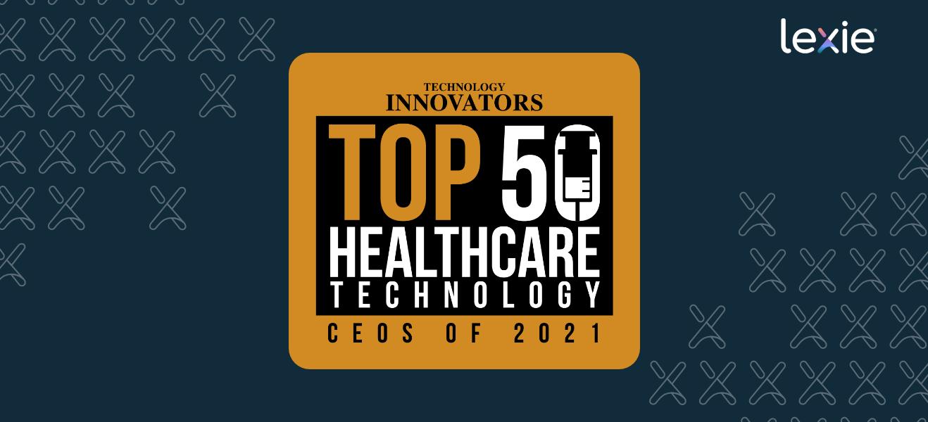 technology innovators top 50 healthcare ceos